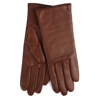 Перчатки AGNELLE INES/AGN/W коричневый