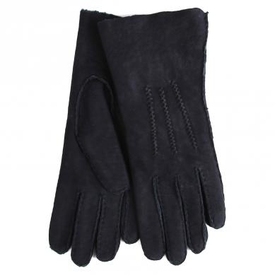 Перчатки AGNELLE CURLY/ND темно-синий