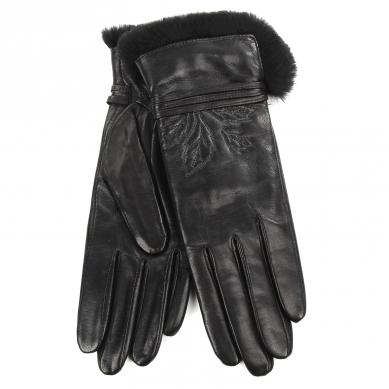 Перчатки AGNELLE 15/235/AGN/C1 черный