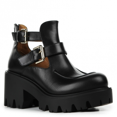 Ботинки GIOVANNI FABIANI S1508 черный