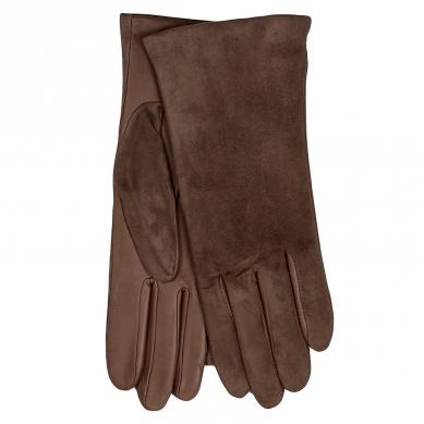 Перчатки AGNELLE INES/AGN/W серовато-коричневый