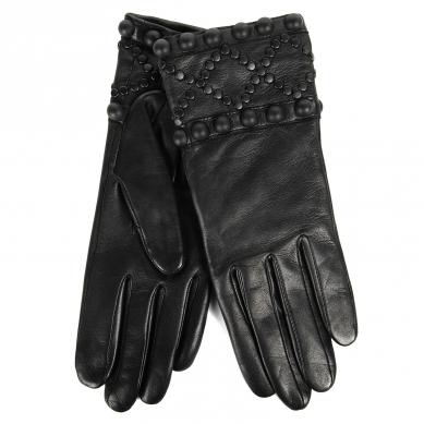 Перчатки AGNELLE RIVETS/W черный