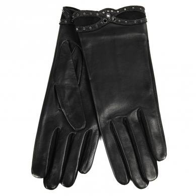 Перчатки AGNELLE 15/226/SUED/S черный