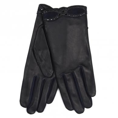 Перчатки AGNELLE 15/226/SUED/S темно-синий