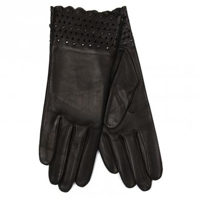 Перчатки AGNELLE SVETLANA/S темно-коричневый