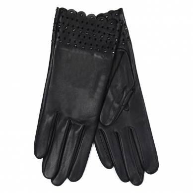 Перчатки AGNELLE SVETLANA/S темно-синий