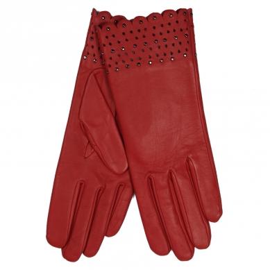Перчатки AGNELLE SVETLANA/S красный