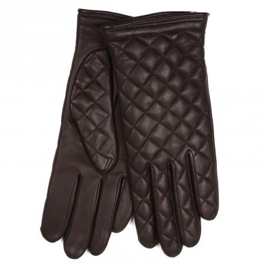 Перчатки AGNELLE IRINA коричневый