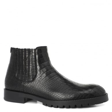 Ботинки DINO BIGIONI DB14326 ЧЕРНЫЙ - купить в Москве | 1484157