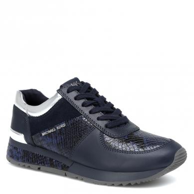 Кроссовки MICHAEL KORS 43F5ALFP1E темно-синий