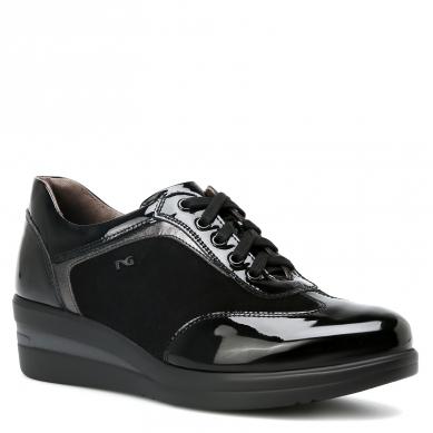 Кроссовки NERO GIARDINI A616853D черный