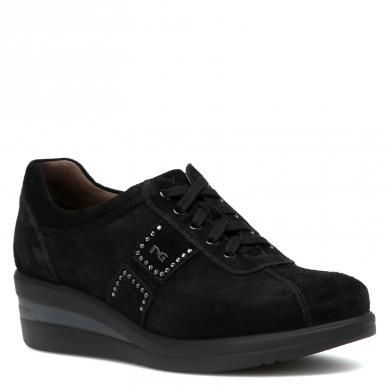 Кроссовки NERO GIARDINI A616832D черный