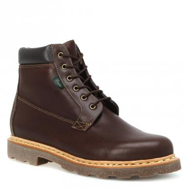 Ботинки PARABOOT CHENONCEAU темно-коричневый