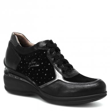Кроссовки NERO GIARDINI A616071D черный