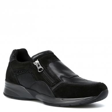 Кроссовки NERO GIARDINI A616032D черный