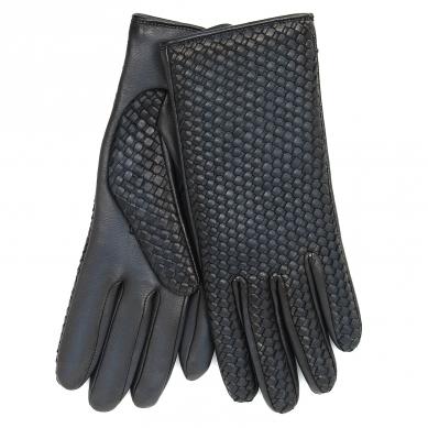 Перчатки AGNELLE RIC_CHLOETR темно-синий