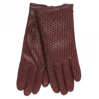 Перчатки AGNELLE RIC_CHLOETR бордовый