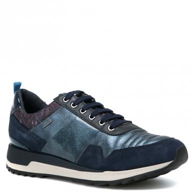 Кроссовки GEOX D643FA темно-синий