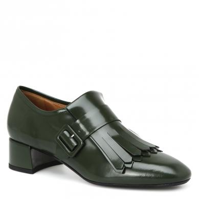 Туфли CAREL OSCAR темно-зеленый