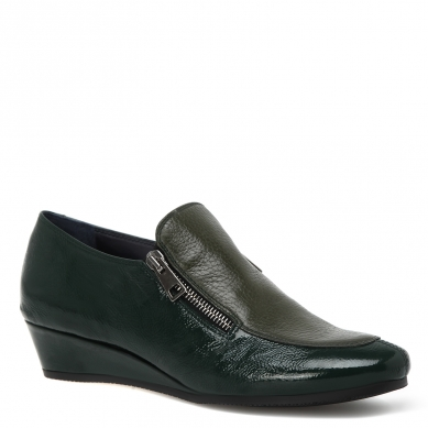Туфли PALAGIO Z1056 темно-зеленый