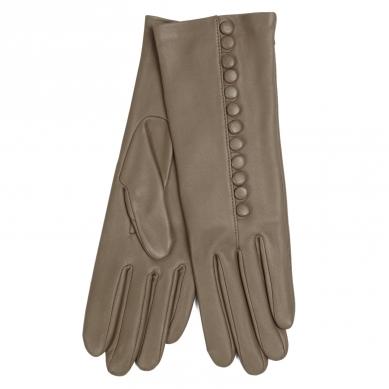 Перчатки AGNELLE ANNETTE/S серо-бежевый