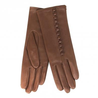 Перчатки AGNELLE ANNETTE/S серо-коричневый