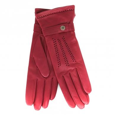 Перчатки AGNELLE RIC_CELINEOL фуксия