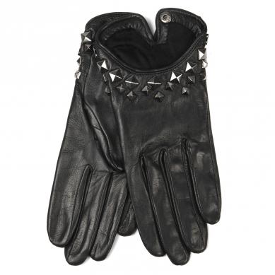 Перчатки AGNELLE JOSIEPYRAMID черный