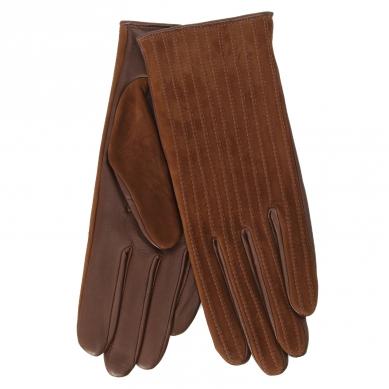 Перчатки AGNELLE HELENE/S коричневый