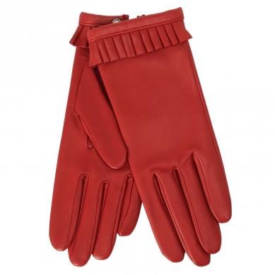 Перчатки AGNELLE FROUFROU/S темно-красный