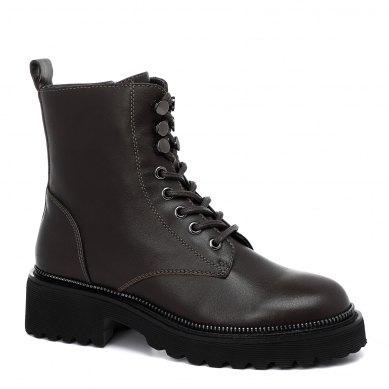 Ботинки TENDANCE GL5647-6-721 СЕРО-КОРИЧНЕВЫЙ - купить в Санкт-Петербурге   2338374
