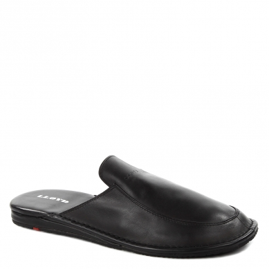 Тапочки LLOYD TRAVEL SLIPPERS черный