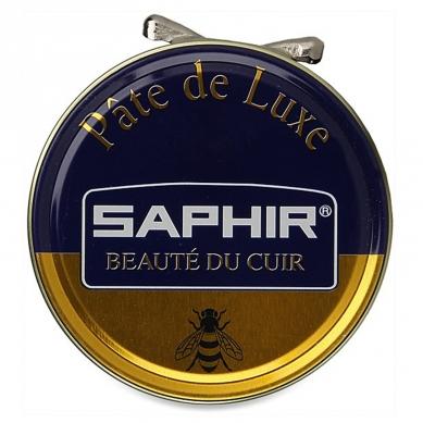 Крем для обуви SAPHIR PATE DE LUXE черный