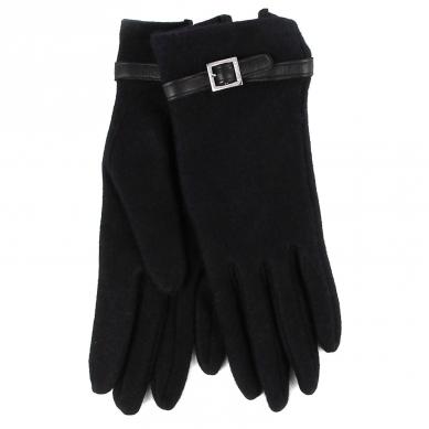 Перчатки AGNELLE 2377/MAELLE/C100/ черный