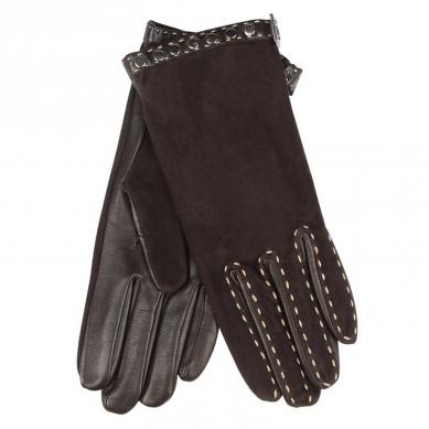 Перчатки AGNELLE 2635S коричневый