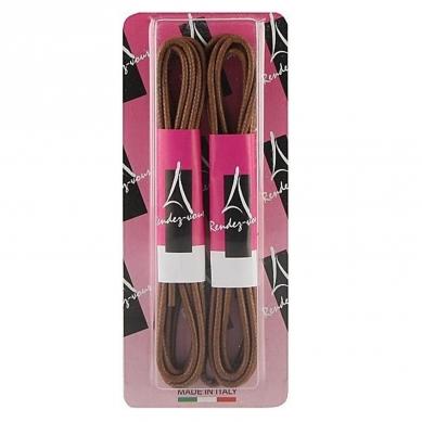 Шнурки BY RENDEZ-VOUS CR602 светло-коричневый
