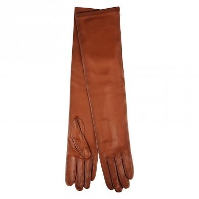 Перчатки AGNELLE 2437S2 OPERA коричневый