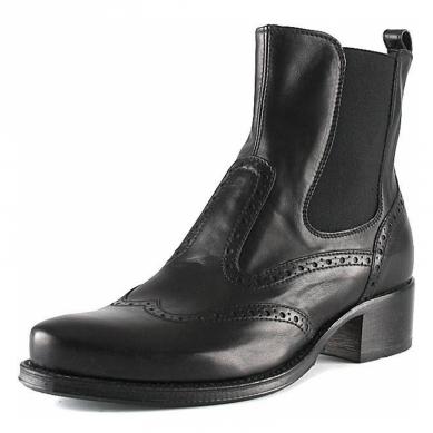 Ботинки NERO GIARDINI A005381D черный