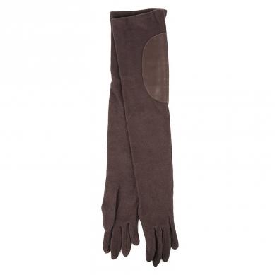 Перчатки AGNELLE 10/273/C20/ND темно-коричневый