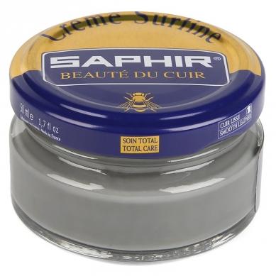 Крем для обуви SAPHIR SURFINE серый