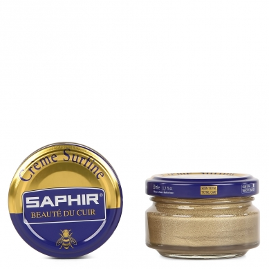 Крем для обуви SAPHIR SURFINE золотой
