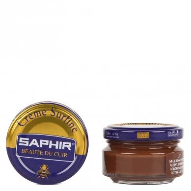 Крем для обуви SAPHIR SURFINE коричневый
