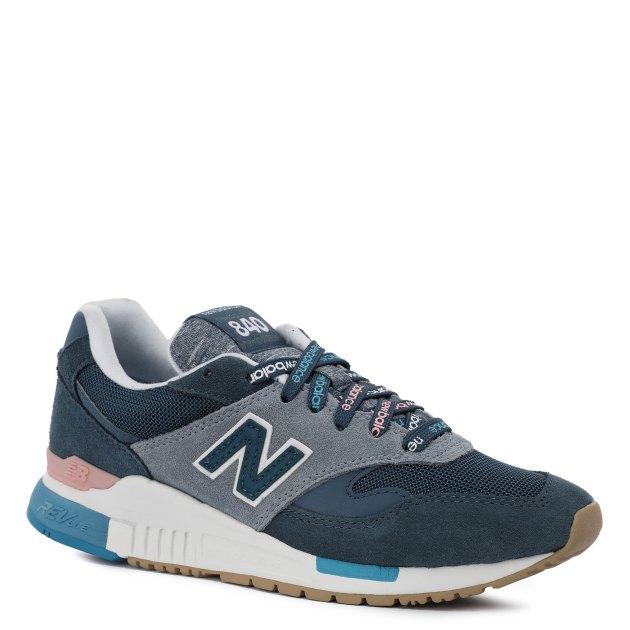 Кроссовки NEW BALANCE WL840 СИНИЙ купить в интернет-магазине Rendez ... 14c265c914f47