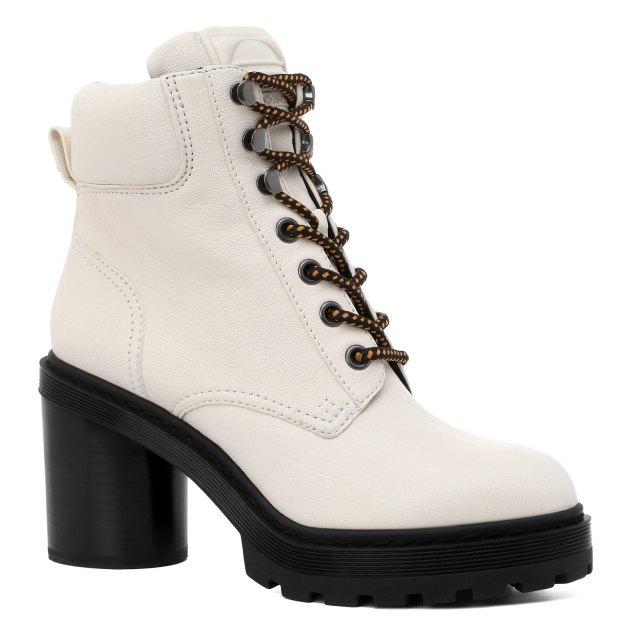 01f3b6274 Ботинки MARC JACOBS CROSBY HIKING BOOT M9002155 МОЛОЧНО-БЕЛЫЙ ...