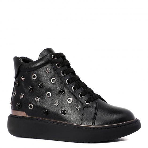 1740d1f6d Ботинки ABRICOT 619-49 ЧЕРНЫЙ распродажа в интернет-магазине Rendez ...