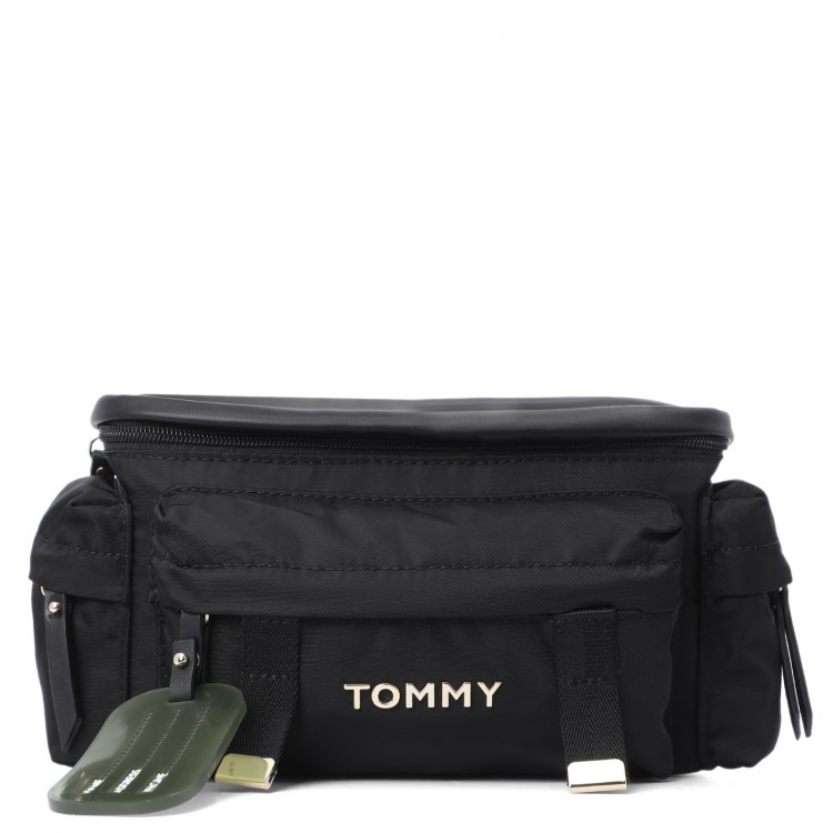 TOMMY HILFIGER AW0AW07357 черный