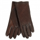 AGNELLE CHLOE/BRAIDPAT/W темно-коричневый