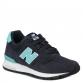 NEW BALANCE WL565 темно-синий