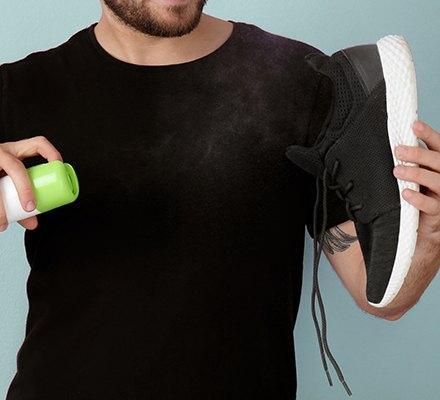 Как быстро убрать запах из ботинок