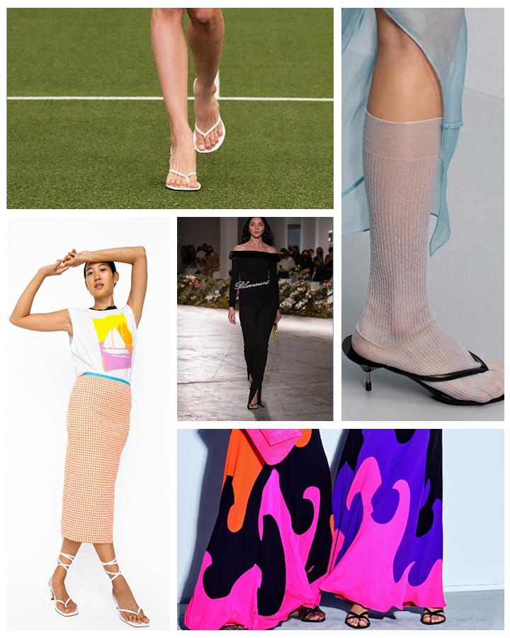 Тенденции сезона весна-лето 2021. Модная обувь: фото и образы